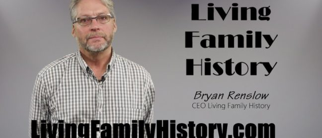 Living Family History (image)