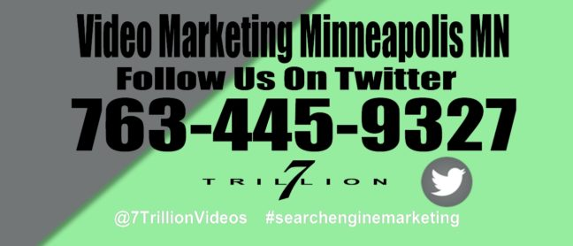 Video Marketing Minneapolis MN - Follow Us On Twitter
